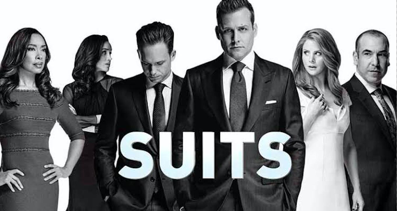 SUITS(スーツ)はプライムビデオで放送している