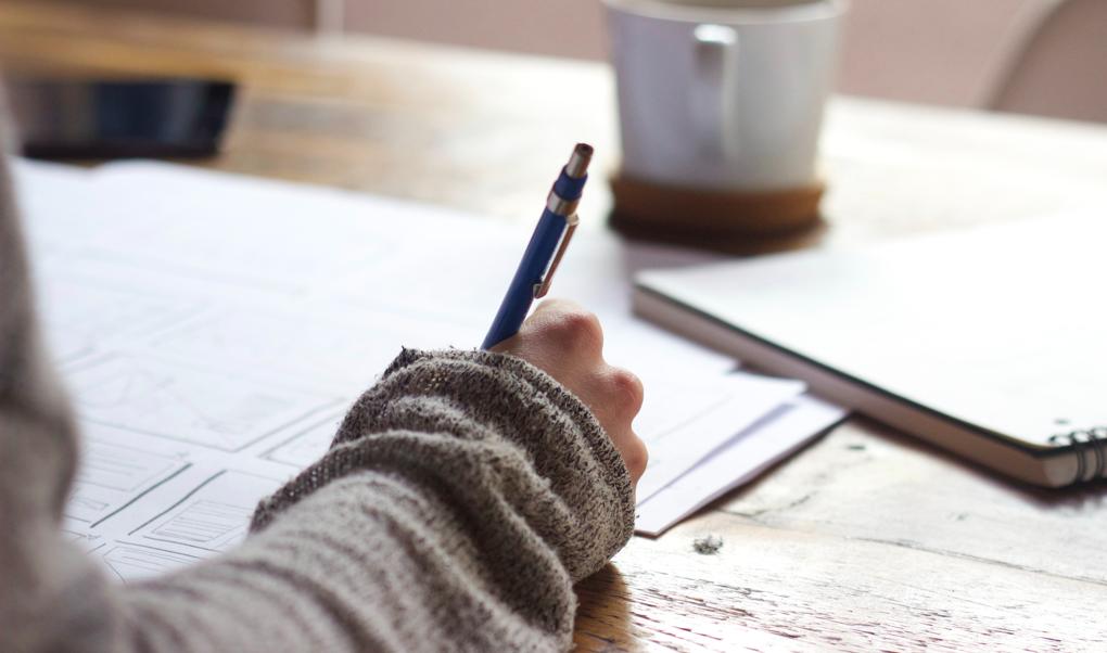 英語ブログを書く学習面のメリット